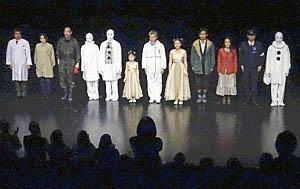感動呼ぶ熱演舞台 ノクターン―夜想曲・全国公演スタート