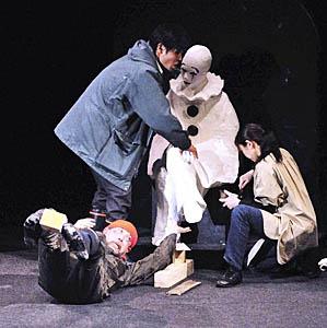 「ノクターン―夜想曲」南相馬で県内初演 感動を呼ぶ舞台