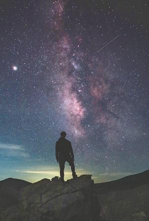 銀河に願う