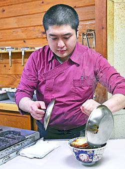 食物語・ソースカツ丼