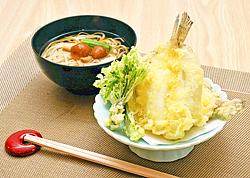 食物語・ヤナギガレイの天ぷら