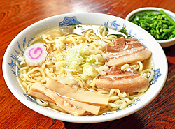 食物語・会津のラーメン