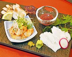 食物語・いわきのマンボウ料理