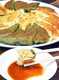 食物語・福島の円盤餃子(下)