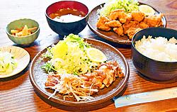食物語・会津地鶏