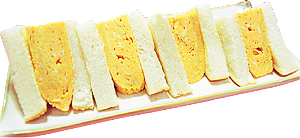 (3)玉子焼きサンド