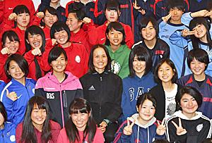 女子SDSいわき合宿スケジュールおよび参加メン …
