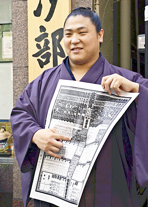 新十両・若隆景は西14枚目「勝ち...