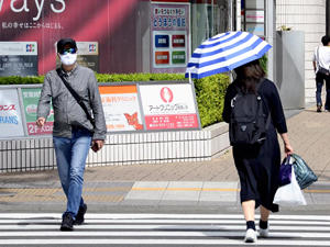 マスク 熱中 症 コロナ