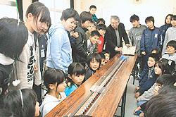 理科系大学と連携し「電気のはたらき」を学ぶ授業