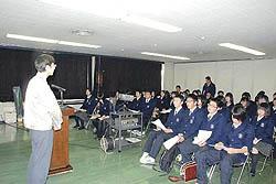 農業経営を理解 磐城農高生が市場施設やセリ見学