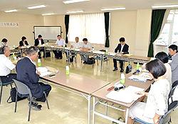 子育て支援事例発表 福島労働局が推進会議で企業2社