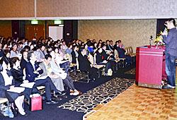子育ての現状学ぶ 福島で「全国児童館・児童ク大会」