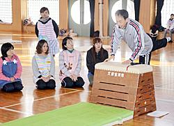 児童の体力向上へ講習 大学准教授が幼稚園職員に