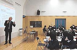 学校新聞の在り方議論/福島で県高校新聞連盟