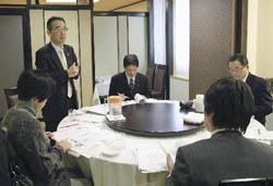 本年度上期の活動を報告 福島で県NIE推進協議会