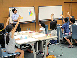 静岡で「やさしいNIE」テーマに討議 全国大会が閉幕