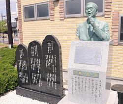 本宮・駅前通り(上)