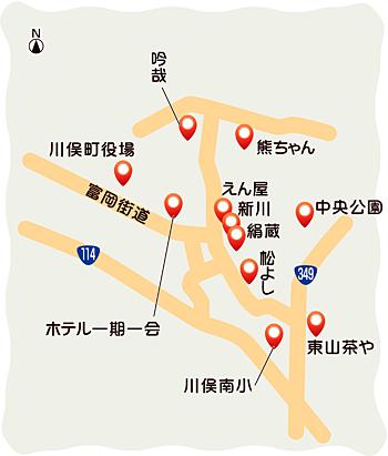 川俣・小手姫と絹織りの町(下)