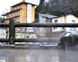福島・土湯温泉