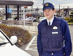 【 被災をバネに(4) 】 警察官として生きる