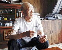 新妻 幸雄さん 90 (南相馬市)