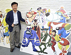 漫画・特撮編−(2)漫画の神様