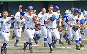 大阪偕星学園野球部の山本監督の経歴は?練習量が …